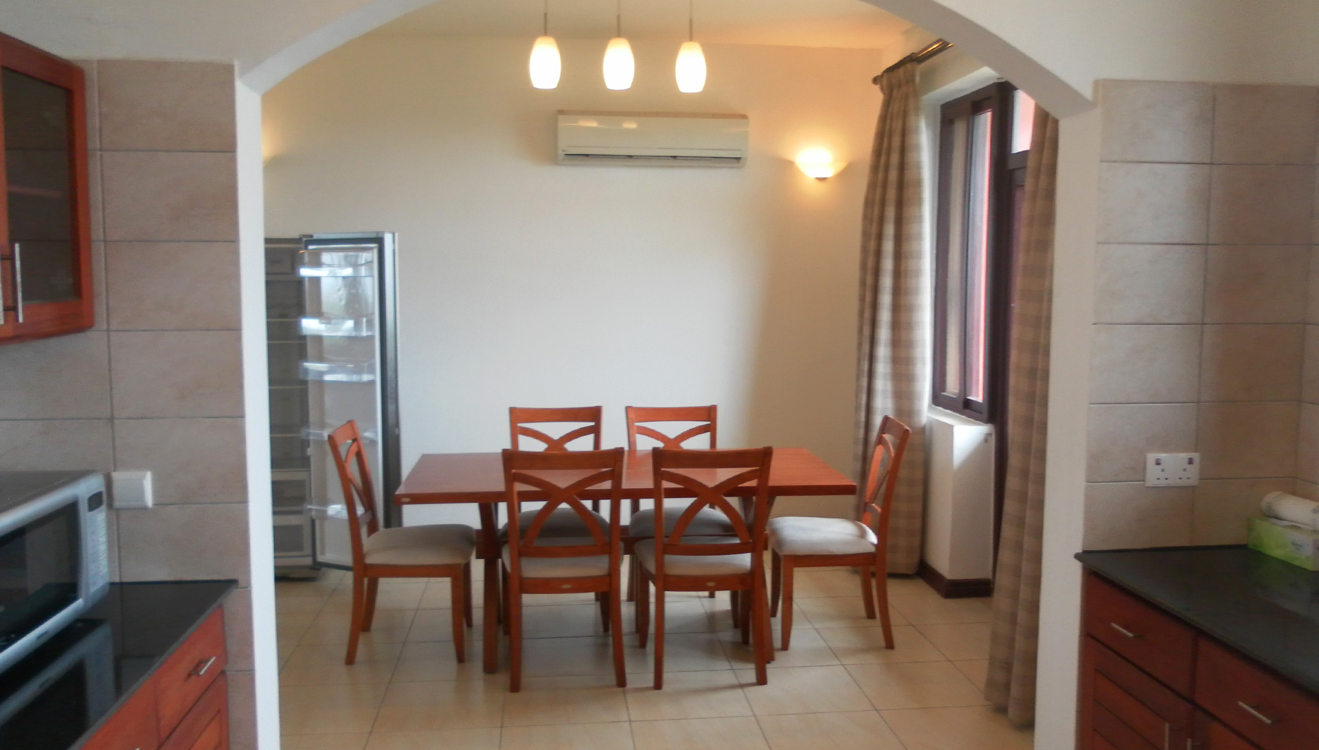 Modern 2 bedroom apartment for rent in Masaki