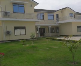 A CAPTIVATING HOUSE FOR RENT AT MBEZI BEACH