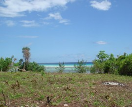 Commercial Beach Property in Pemba