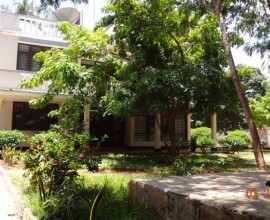 Double storey house available for office space in Masaki