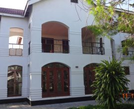 REMARKABLE DOUBLE STOREY FOR RENT IN MASAKI AREA