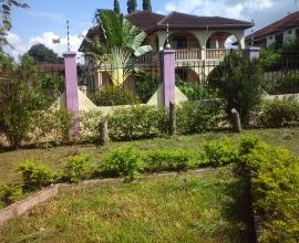 Good Size Double Storey House for Rent
