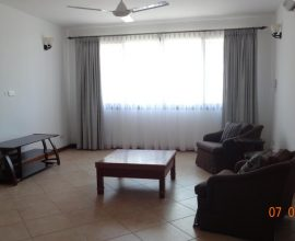 Refurbished to a good standard Two Bedroom Apartment in Masaki