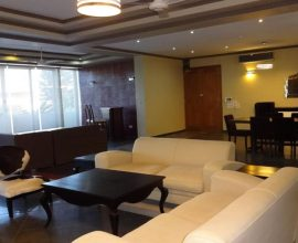 Luxury ground floor apartment for rent in Masaki